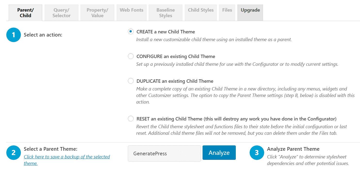 Cómo crear un Child Theme en WordPress
