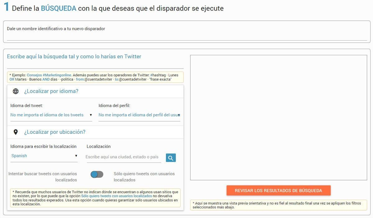 Conseguir Seguidores en Twitter con Socialmatize